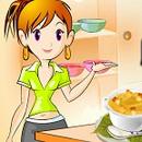 кухня Сары