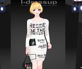 Мода. Одежда с надписями