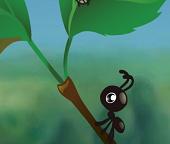 Загулявшийся муравушка