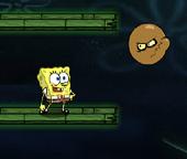Сражение Губки Боба с призраком