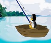 Пингвин рыбак