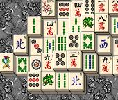 Маджонг с китайскими чудо кубиками