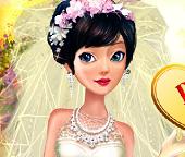 Реальный свадебный макияж