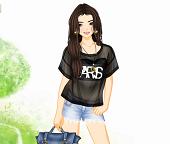 Мода. Прозрачные блузки женские