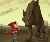 Головоломка с Красной Шапочкой