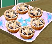 Готовим пирожки с Сарой