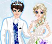 Эльза и Джек женятся