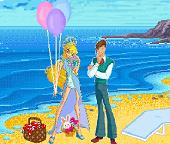 Винкс. Свидание на пляже