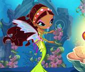 Винкс. Приключения Лейлы  в океане