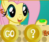 Играй с  Пони  Флаттершай