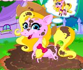 Детский сад для маленькой Пони