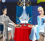 Эльза. Романтический ужин при свечах