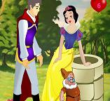Поцелуй Белоснежки и принца