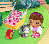 Доктор Плюшева и бродячий котенок