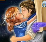 Золушка.  Сладкий поцелуй