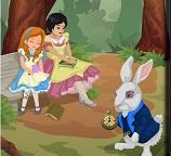 Головоломки с Алисой в Стране Чудес