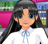 Готовим к школе симпатичную девочку