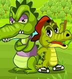 Игры для девочек про крокодилов