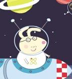 Свинка Пеппа в космосе