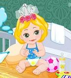 Подгузник для принцессы