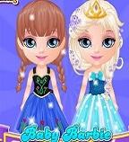 День рождения у дочурки Барби