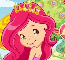 Шарлотта Земляничка сладкая принцесса