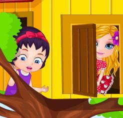 Новый дом для малышки Барби