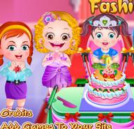 Модная вечеринка с Малышкой Хейзел
