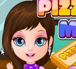 Готовим пиццу с малышкой Барби
