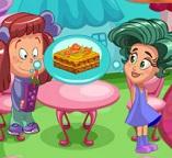 Готовим с Тото сладости для детей