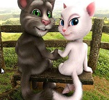 Пазлы.  История любви Тома и Анжелы