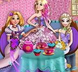 Чаепитие у принцессы Белль