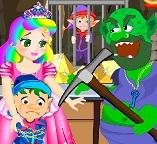 Принцесса Джульетта спасает эльфов