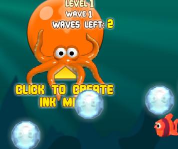 Сумасшедший осьминог
