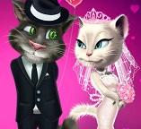 Свадебные воспоминания Тома и Анжелы
