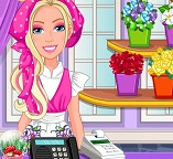 Бизнес. Цветочный магазин Барби