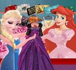 Магазин модной одежды принцессы Ариэль