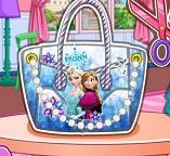 """Дамские сумки ,, Замороженное королевство"""""""
