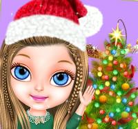 Малышка Барби встречает сказочный Новый год