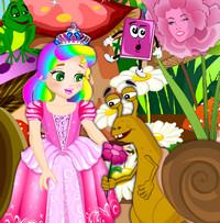 Побег принцессы Джульетты из страны чудес
