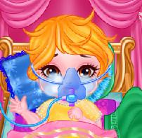 Лечение и уход за простуженной малышкой