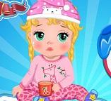 Ухаживаем за ребенком, больным гриппом