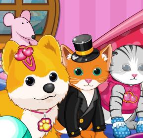 Домашний салон красоты для кошек и собачек