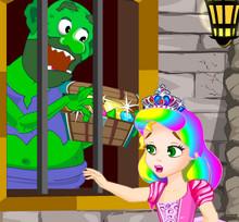 Принцесса Джульетта возвращает сокровища Эльфов
