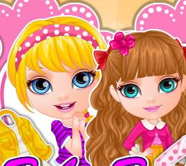 Игра косметика для девочек онлайн бесплатно