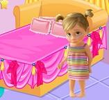Детская комната для малышки Райли