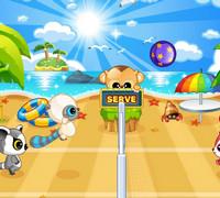 Волейбол с Юху и его друзьями
