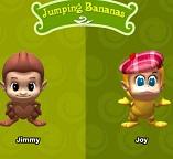 Прыжки за бананами 2