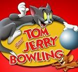 Том и Джерри. Играем в боулинг