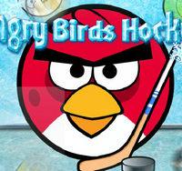 Хоккей со злыми птичками
